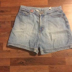 Polo Jeans denim shorts